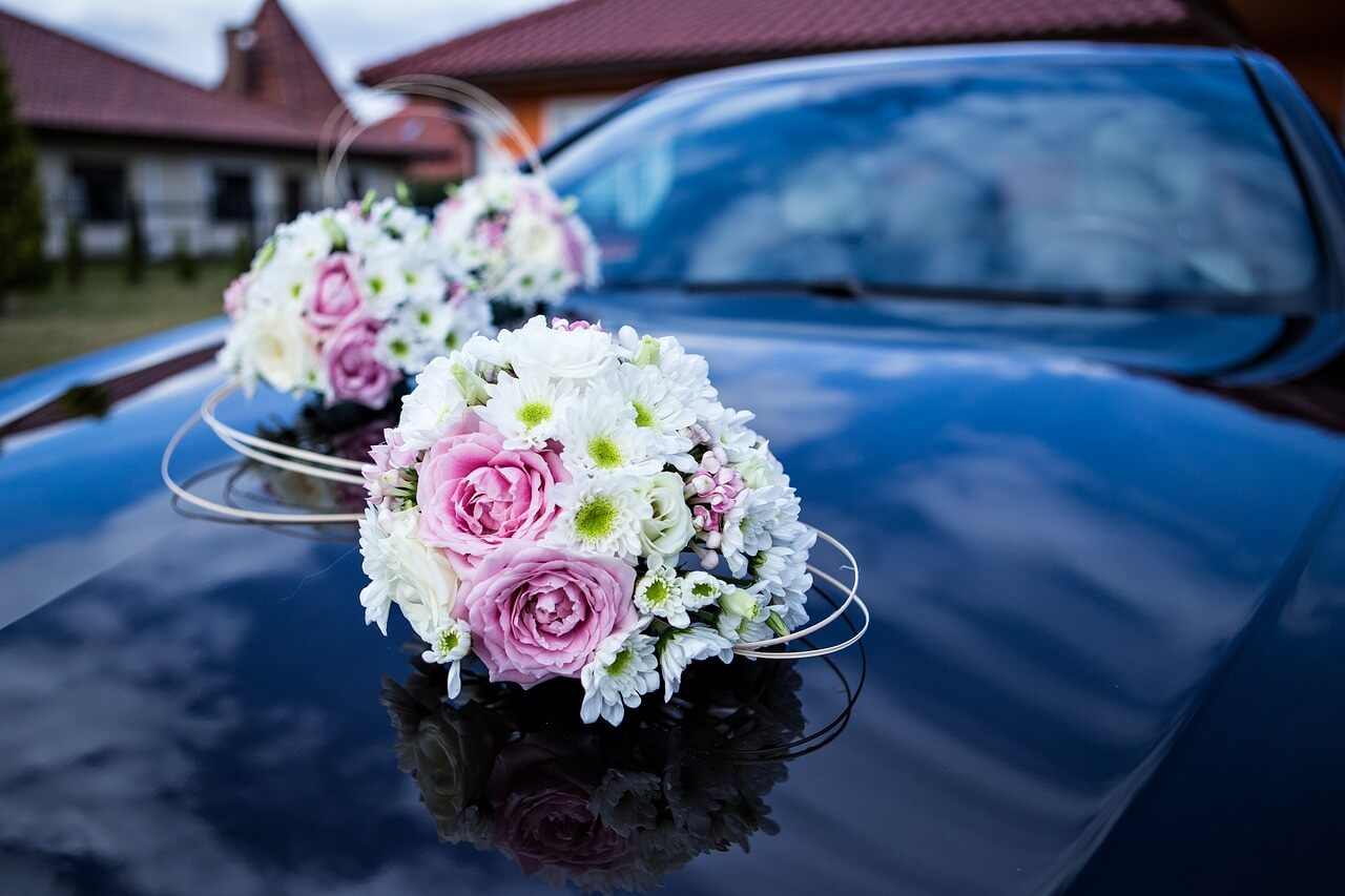 Planowanie wesele - wybór auto